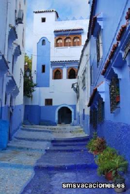 Chaouen puente de diciembre escpadas econ micas a chaouen - Casas marroquies ...