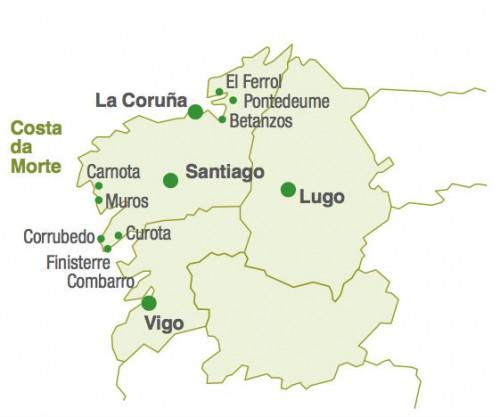 Galicia Rias Altas