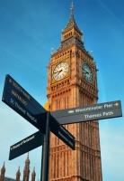Viajar a Europa - Big Ben Londres
