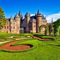 Viajar a Europa - Castillo de Haar - Holanda