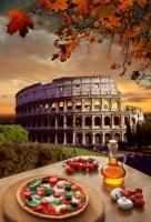 Viajar a Europa - Coliseo Roma