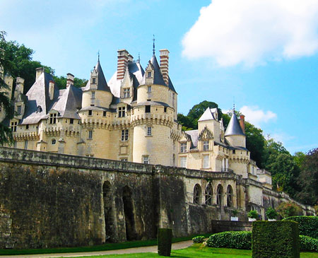 Circuito Bus Paris y Castillos del Loira (I)