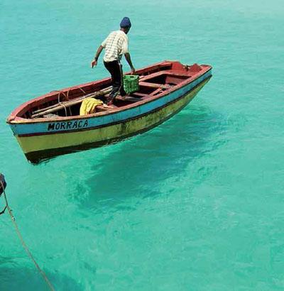 Viaje Cabo Verde Isla de Sal