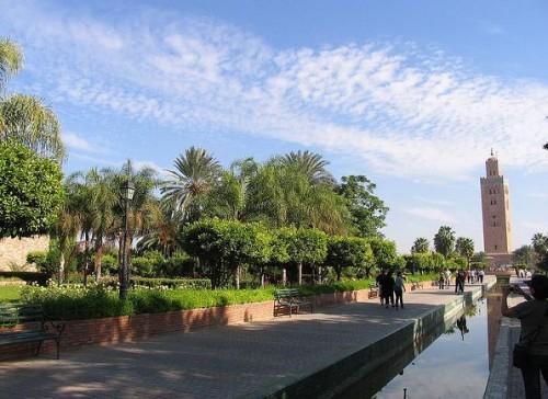 Marrakech Puente del Pilar