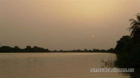 Sindola y sur de Gambia