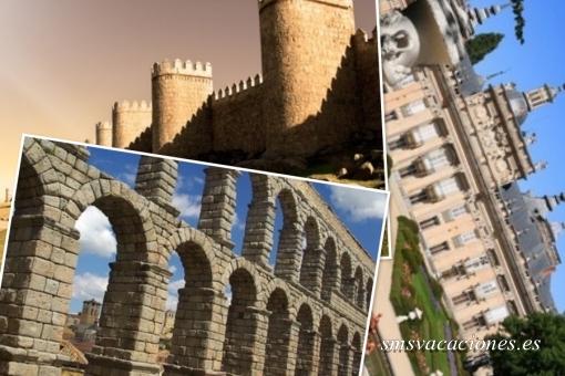 Excursión Avila y Segovia