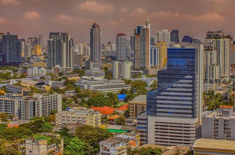 Circuito por Bangkok