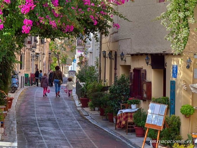 Miniescapada Atenas