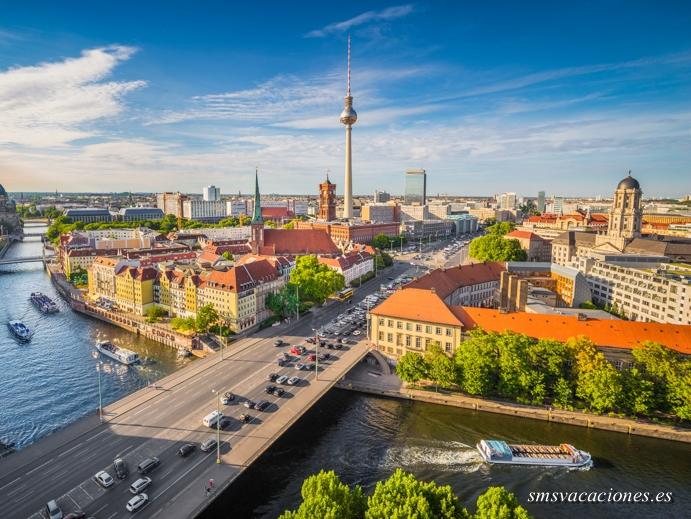 Cicuito Alemania Dinamarca Suecia y Finladia