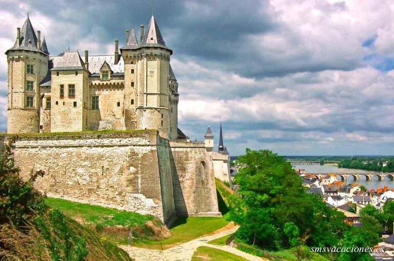 Circuito Valle del Loira con Paris II