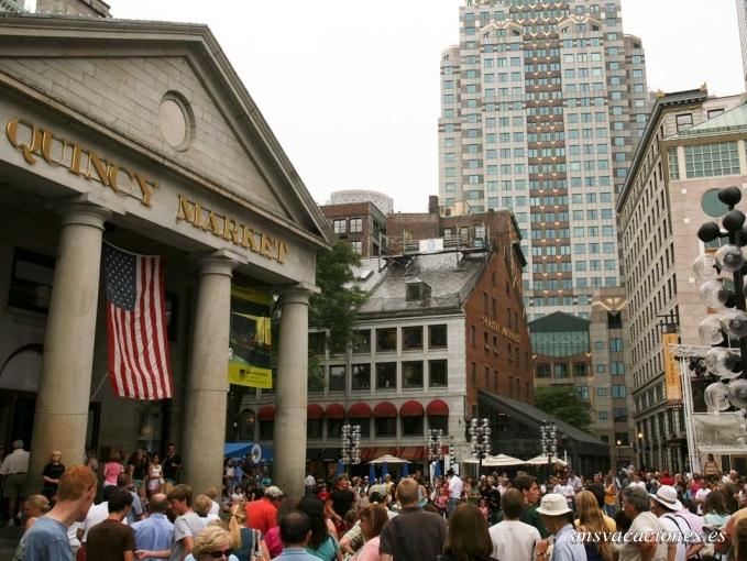Washington , NY y Boston Turista