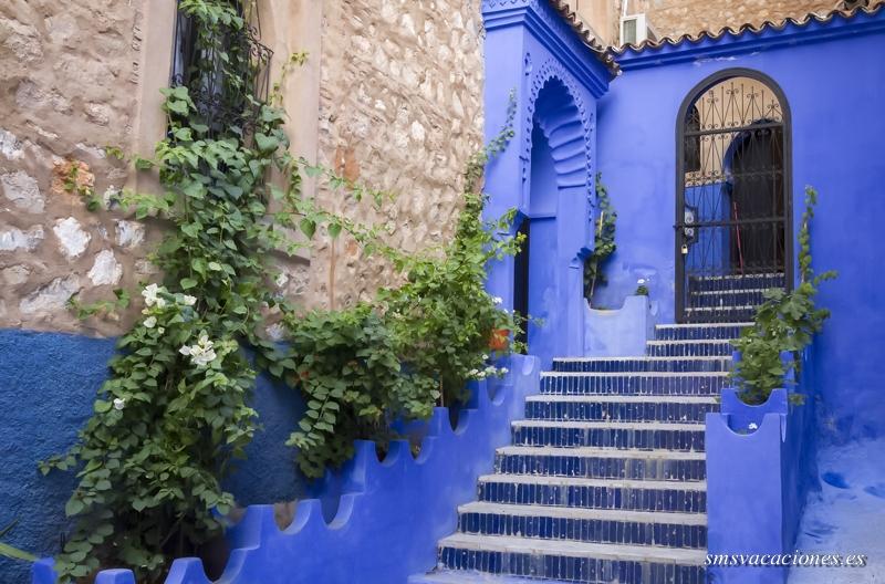 Combinado Tanger y Chaouen