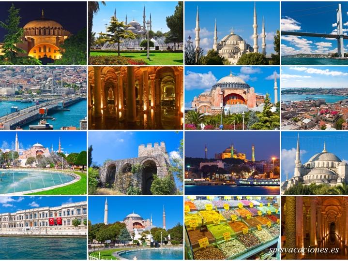 Circuito Estambul y Atenas