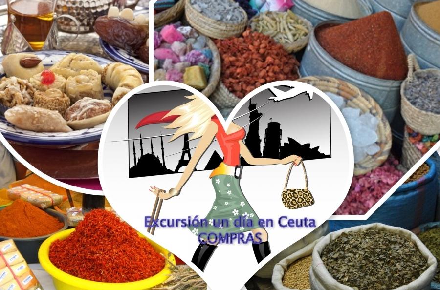 Excursión Un día en Ceuta