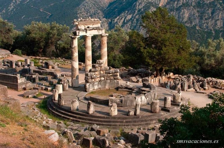 Circuito Grecia, Sur de Italia fin Atenas