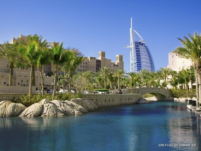 Circuito Dubai al Completo