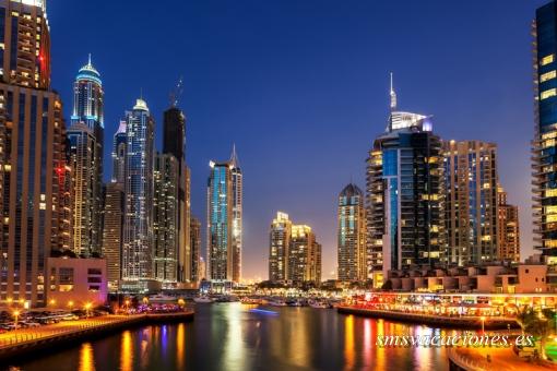 Circuito Bus Dubai Esencial