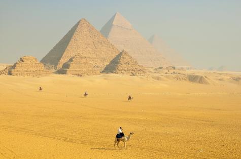 Circuito El Cairo con Memphis y Sakkara