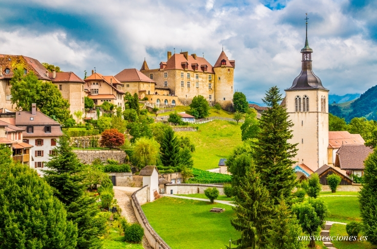 Circuito Chequia, Austria y Suiza