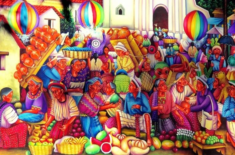 Circuito Bus Tradición e historia: México y Guatemala!