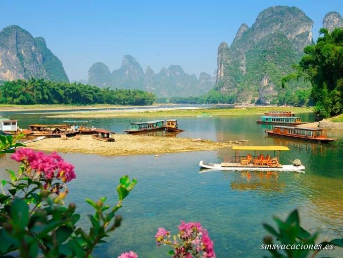 Circuito China Escenica