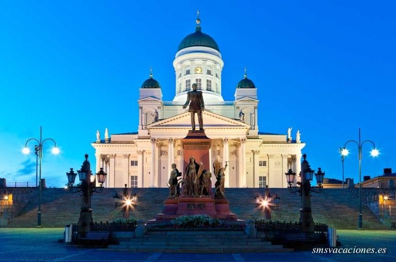 Circuito Capitales Balticas Inicio Copenhague