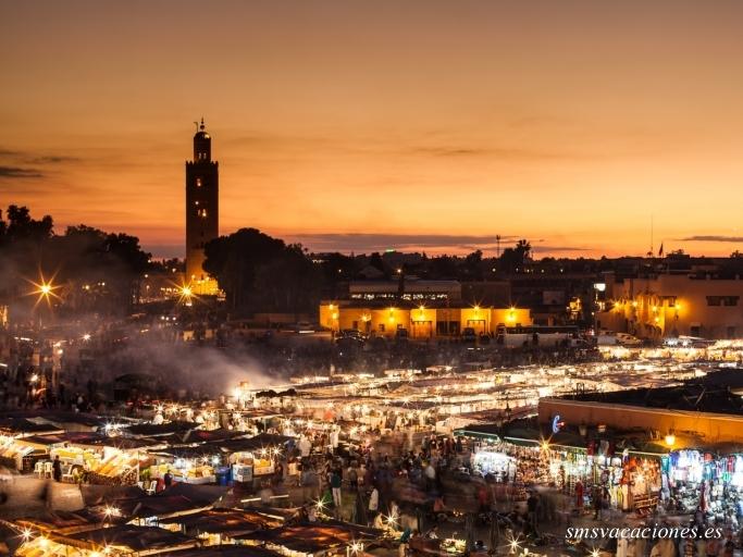 Marrakech Puente de Agosto