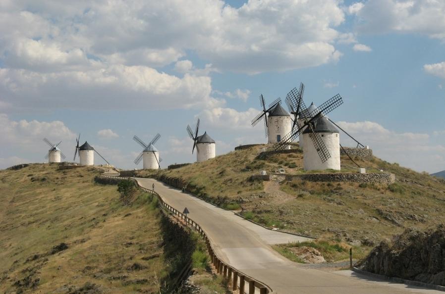 Circuito Bus en un Lugar de La Mancha (I)
