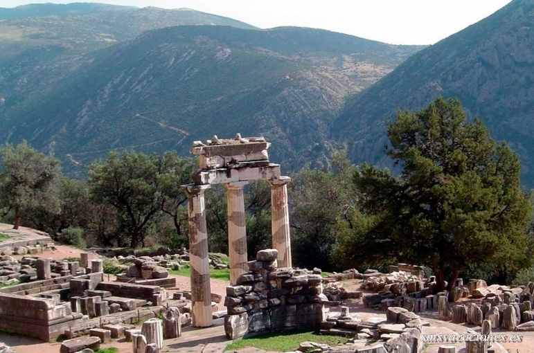 Circuito Excursion Sur de Grecia I