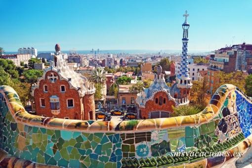 Miniescapada a Barcelona con visitas