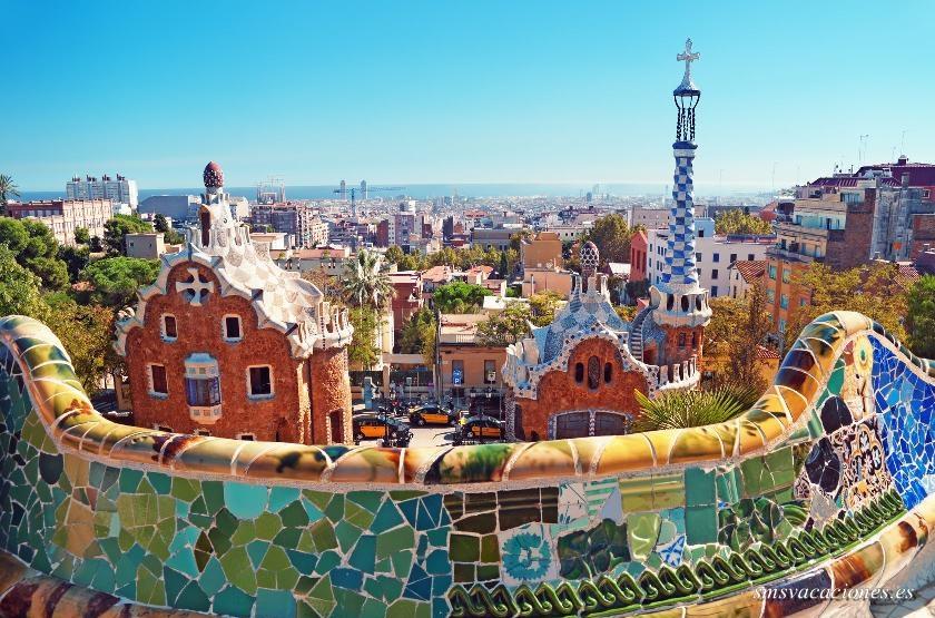 Mini circuito por Barcelona