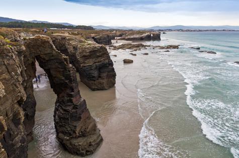 Circuito Asturias, Mariña Lucense y Playas de las Catedrales (II)