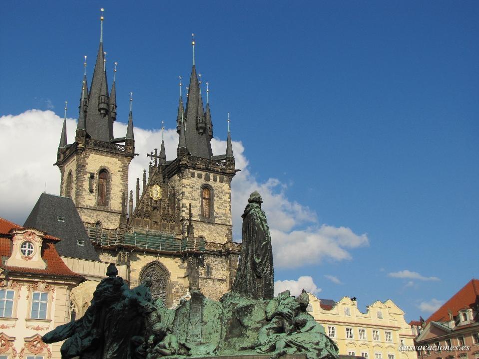 Circuito Praga, Budapest y Viena I