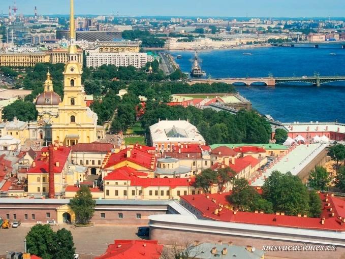 San Petersburgo y Escandinavia Fin Estocolmo