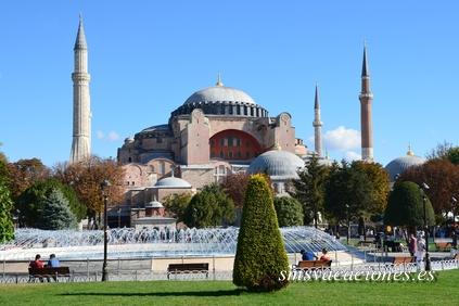 Miniescapada Estambul