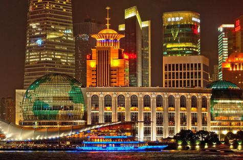 Circuito Beijing y Shanghai