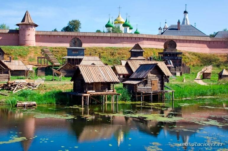 Circuito Rusia Medieval y Anillo de Oro
