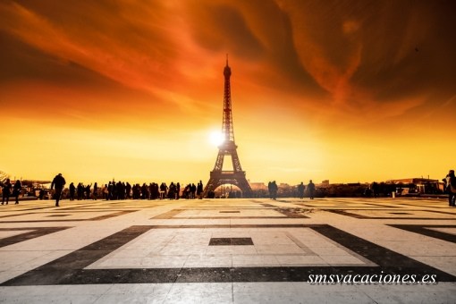 Circuito Madrid y Paris Turista