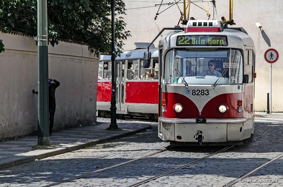 Circuito  de Viena a Praga