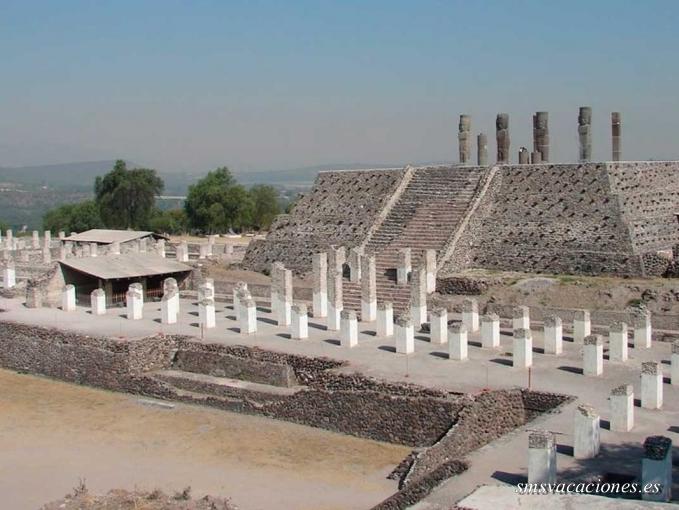 México DF y Recintos Precolombinos