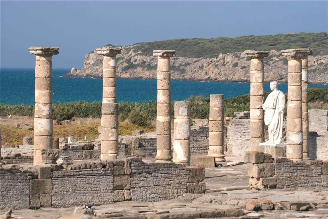 Ruinas de Baelo Claudia.