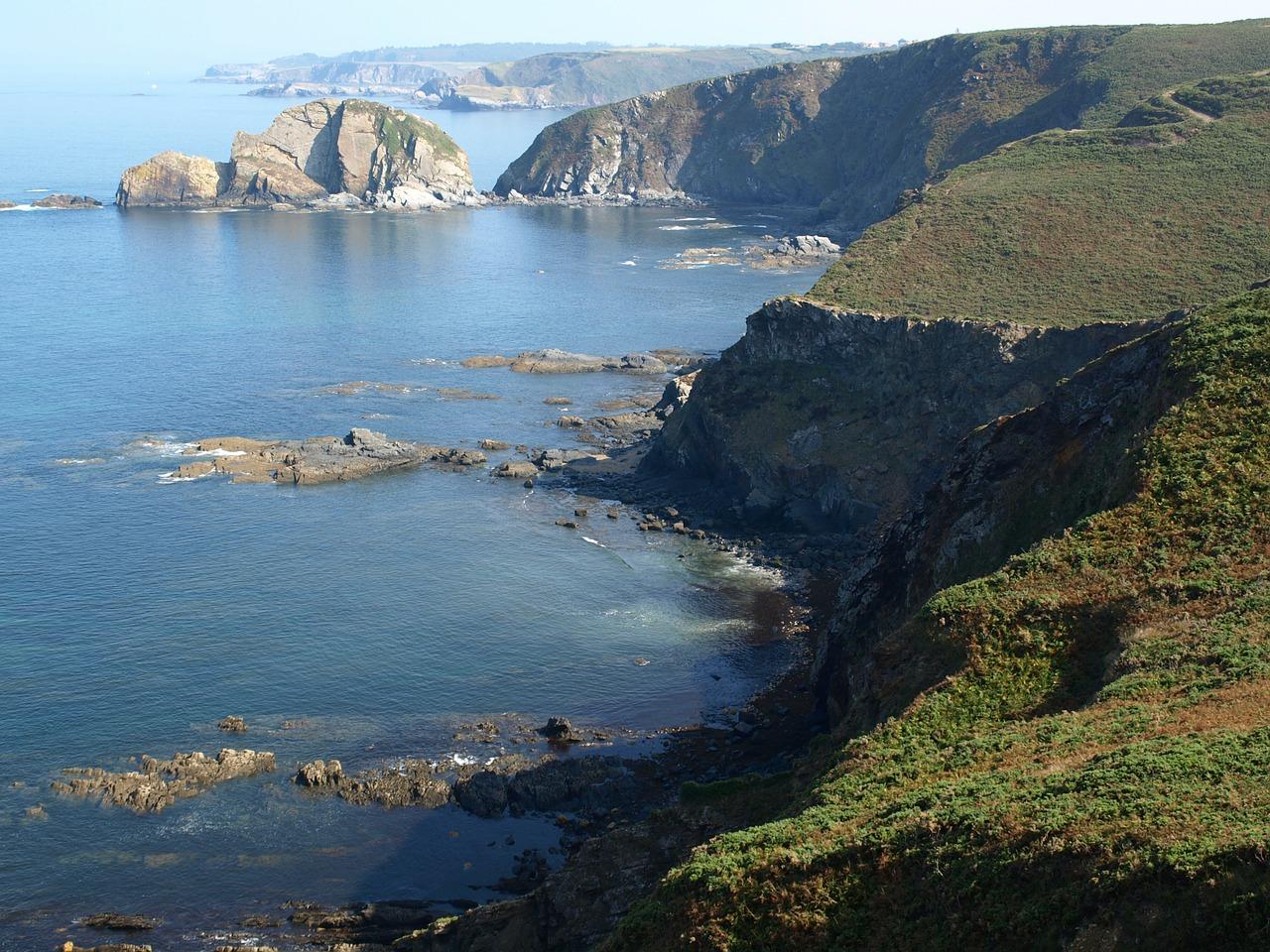 Cabo de Peñas. Asturias
