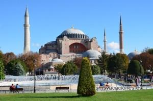 Estambul - Santa Sofia