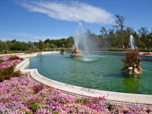 Fuente de Ceres - Jardin del Parterre (Aranjuez)