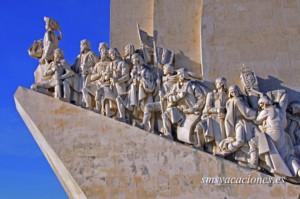 Monumento de los descubrimientos - Lisboa