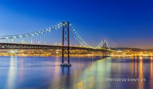 Puente en Lisboa