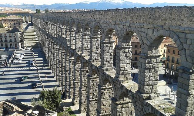 Mirador Acueducto Segovia