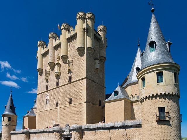 Alcazar Segovia