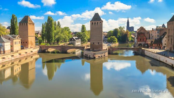 Estrasburgo - puente medieval
