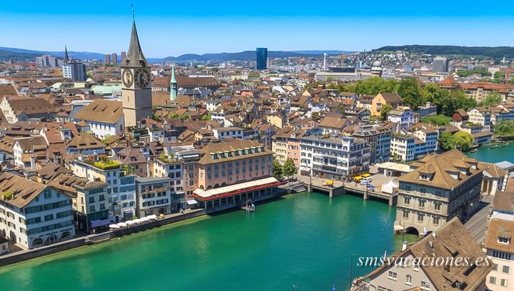 Viaje a Zurich